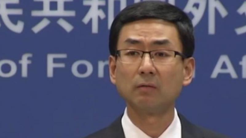 'China regrets the Iranian announcement to further scale back its commitment to the nuclear deal,' Foreign Ministry spokesman Geng Shuang told reporters here. (Photo: File)