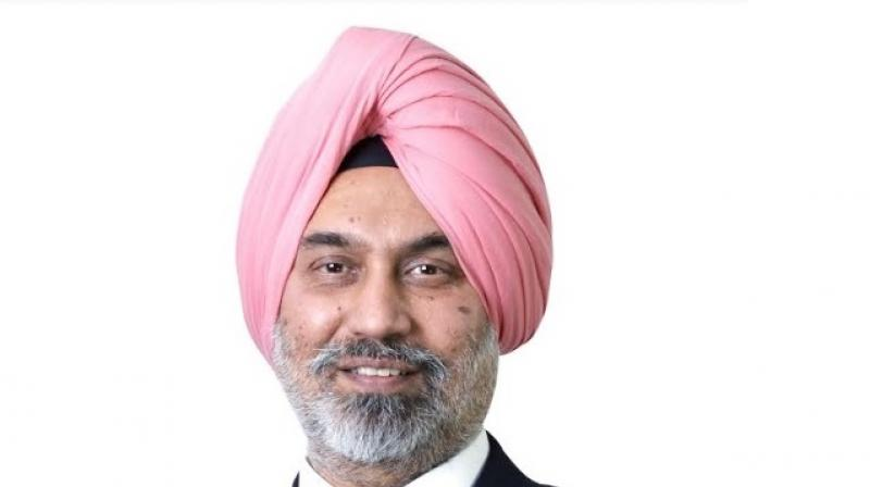 Mr. H. P. Singh, Chairman and Managing Director, Satin Creditcare Network Limited.
