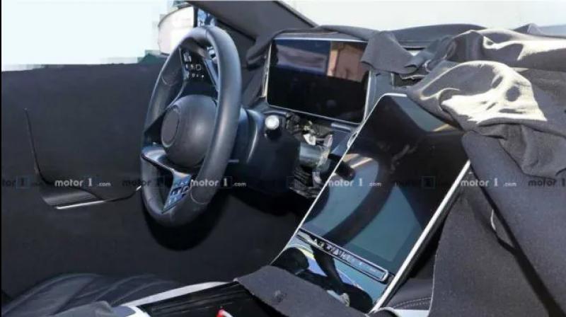 Mercedez-Benz.