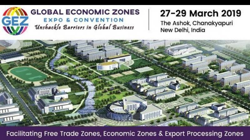 GEZ - Expo - Global Economic Zones