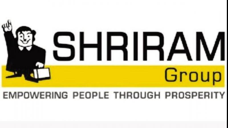 Shares of Shriram Transport Finance Company were trading 1.40 per cent higher at Rs 1,238.95 apiece on BSE.