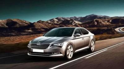 The new Skoda Octavia is expected to launch in India next year.