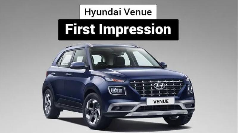 At the risk of stating the obvious, the Hyundai Venue competes with other sub-4 metre SUVs like the Maruti Suzuki Vitara Brezza, Ford EcoSport, Tata Nexon and the Mahindra XUV300.