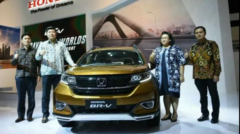 Honda BR-V India launch expected in the coming months.  Should remain mechanically unchanged in India like the Indonesia-spec model.
