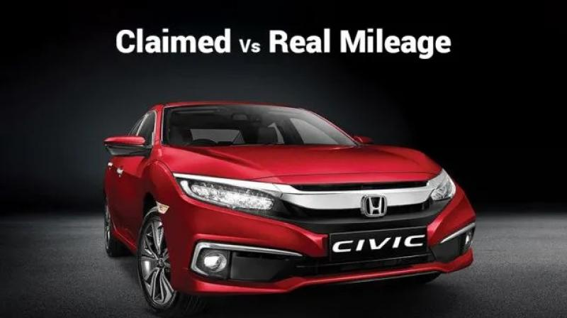The new Civic is available with both petrol and diesel engine options.