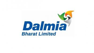 Shares of Dalmia Bharat were trading at Rs 1,116 on the BSE, up 0.45 per cent from the previous close.