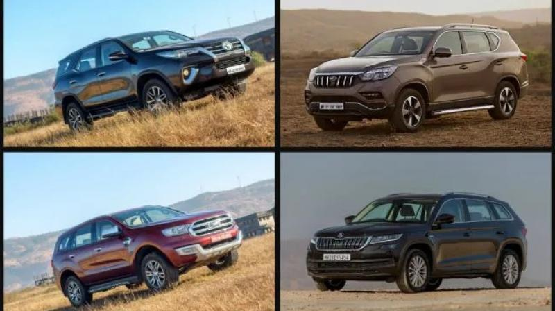 Waiting periods for the Endeavour and Fortuner stretch up to three months in some cities.