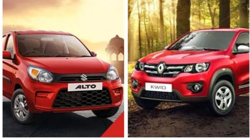 Thanks to the updates it got recently, Alto's sales in April 2019 exceeded its average sales over the last six months.