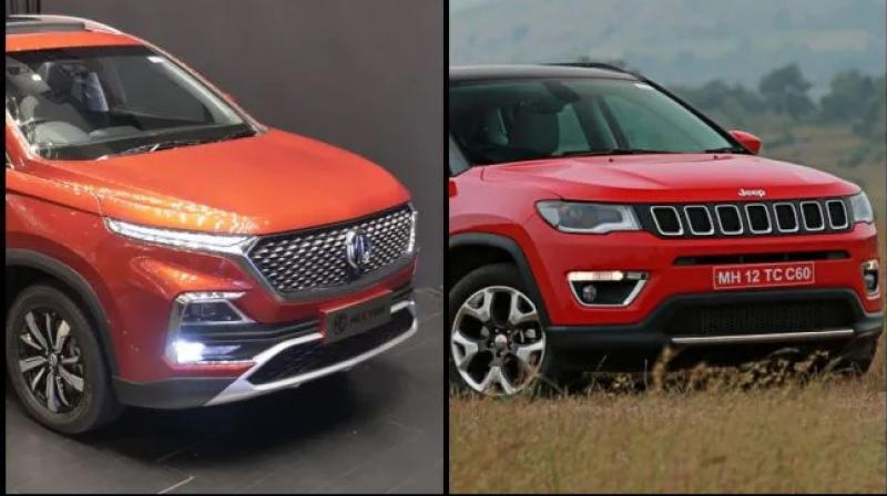 MG has unveiled the Hector SUV in India and the first offering from MG looks promising.
