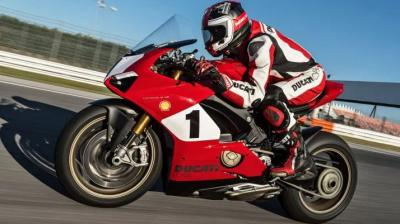 Ducati Panigale V4 25° will have a limited run of just 500 units worldwide.