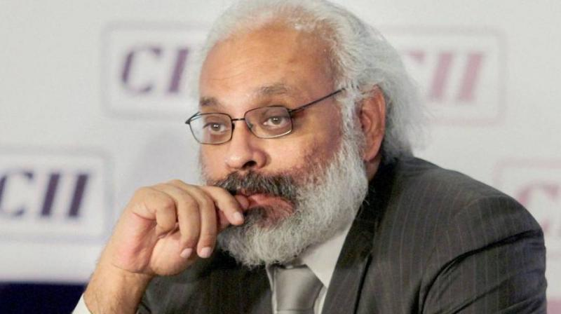 Subir Gokarn was appointed the deputy governor of the RBI in 2009 for a term of three years and had the distinction of being the youngest deputy governor at that time. (Photo: File   PTI)