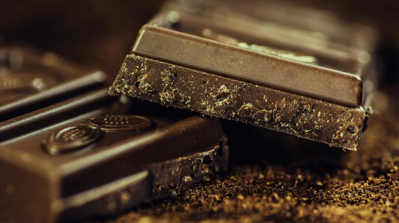 Dark chocolate has a lot of health benefits. (Photo: Pixabay)