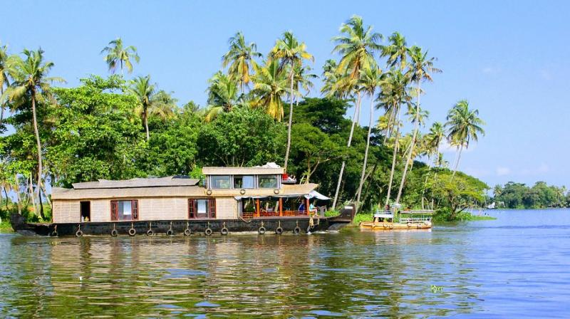 Kerala hopes to see 15 pc growth in tourist arrivals in 2018. (Photo: Pixabay)