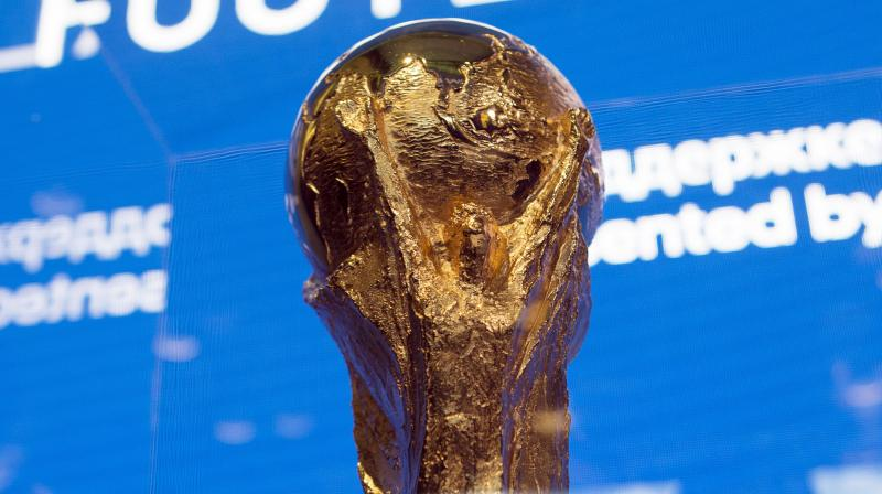 """FIFA inspectors classified the north African nation's stadiums, accommodation and transport as """"high risk"""", awarding it just 2.7 out of five in an evaluation report, with concerns raised over several critical aspects. (Photo: AFP)"""
