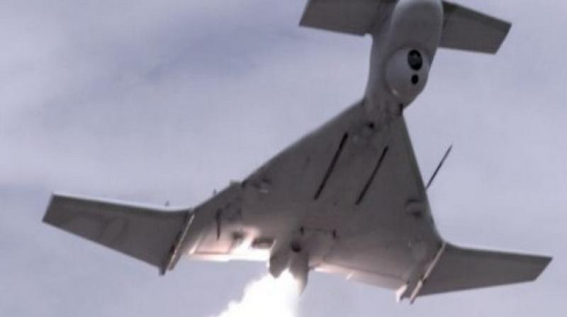 The Northrop Grumman RQ-4 Global Hawk spy drone was shot down by the IRGC after it entered the Iranian airspace near the Kouhmobarak district, according to a report by Islamic Republic News Agency (IRNA). (Representational Image)