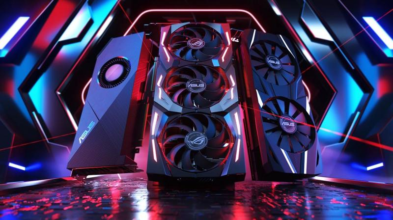 ASUS unveils ROG Strix, Turbo and Dual versions of GeForce