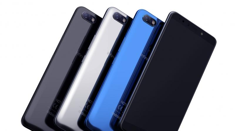 Infinix Note 5 is the brand's first Android One device.