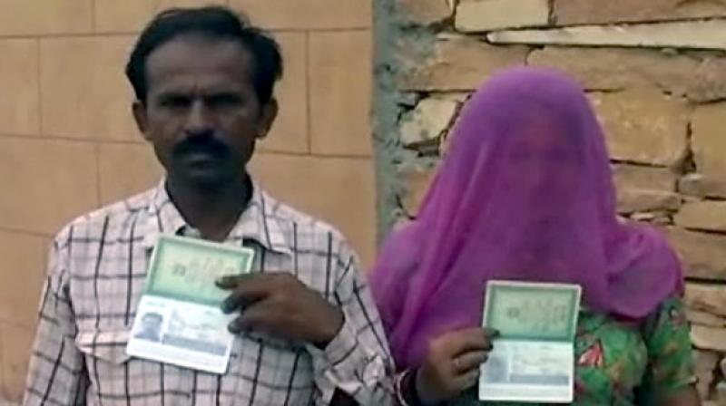 As many as 2656 application from the migrants were received in Jodhpur, out of which 1112 people have already been given the citizenship, the state's Parliamentary Affairs Minister Dhariwal said. (Photo: ANI)