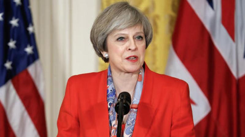 Image result for British Prime Minister Theresa May