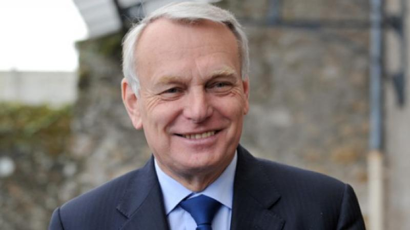 French Foreign Minister Jean-Marc Ayrault. (Photo: AP)