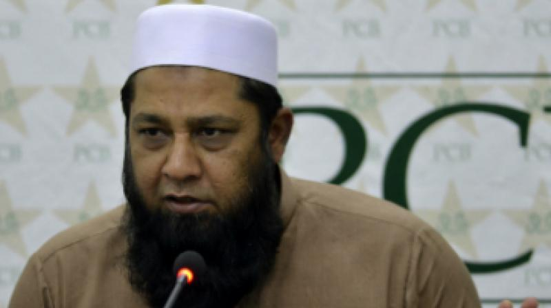 The questions raised by former players is due to the gulf in the incentive received by Inzamam compared to his colleagues in the selection committee.(Photo: AFP)