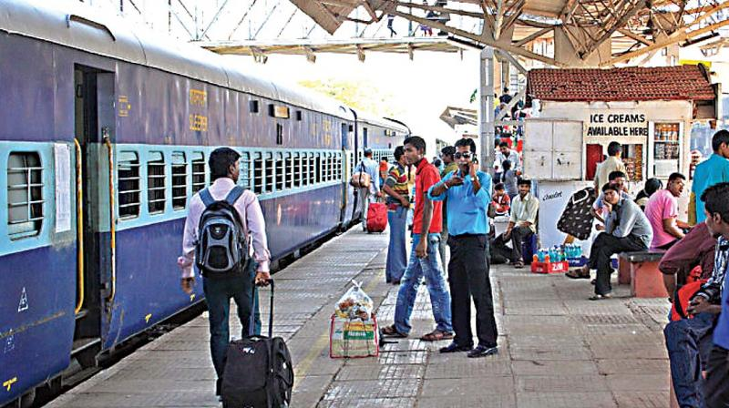 Free WiFi services to passengers are being provided under RailWire brand, the retail broadband initiative of RailTel.
