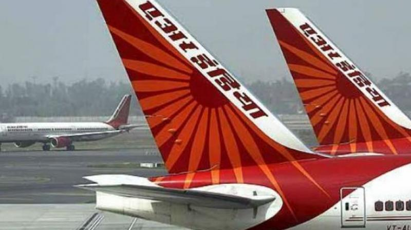 Air India spokesperson Dhananjay Kumar said the boarding passes seemed to be one printed during the Vibrant Gujarat Summit held in January and the photographs were part of the advertisement from 'third parties'. (Representational Image)