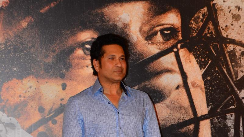 Sachin Tendulkar said Rs 1 crore each be allotted to Western Railway and Central Railway from his MPLADS fund 'towards immediate revamp and construction of FOBs in as many high density, single bridge stations on the Western, Central (Main) and Central (Harbour) lines' that the official may deem urgent. (Photo: File)