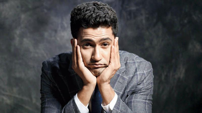 Shocking! Vicky Kaushal gets injured while filming an action sequence