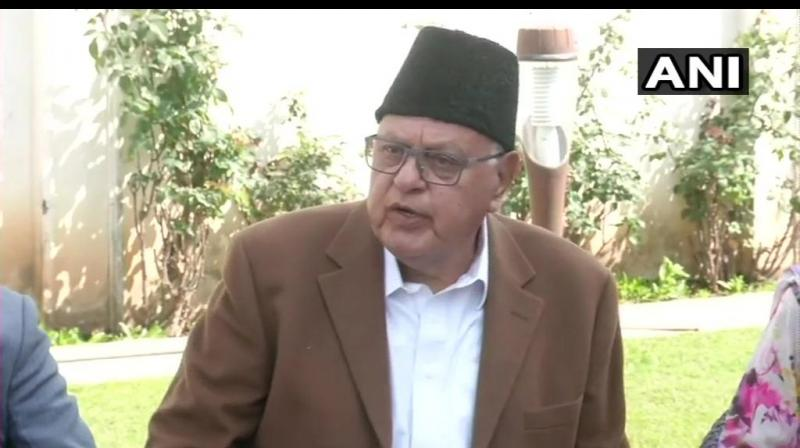 Among the winners is NC president and J&K's three-time chief minister Farooq Abdullah who retained the prestigious Srinagar Lok Sabha seat. (Photo: File)