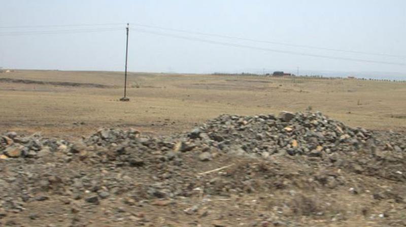 Land registration in telangana halts for illegal plots.