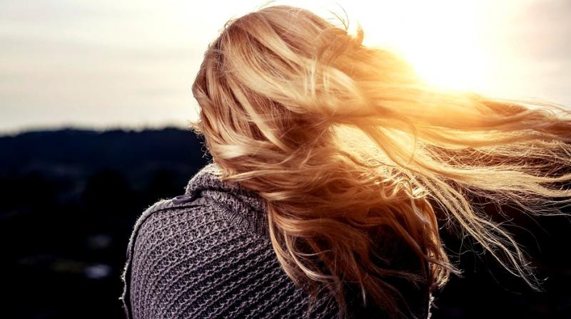 Constant exposure to strong winds and cold, dry air can make your hair frizzy and rough due to moisture loss. (Photo: Representational/Pixabay)