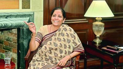 India still continues to be the fastest growing economy, Finance Minister Nirmala Sitharaman told the Rajya Sabha on Tuesday. (Photo: File)