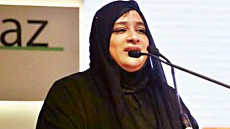 Nowhera Shaik