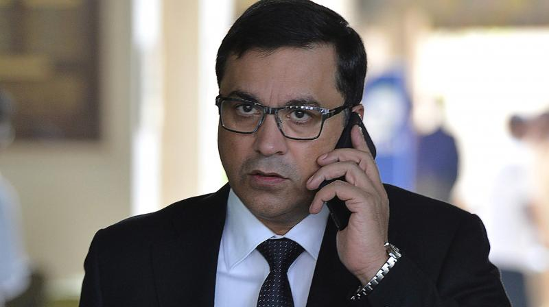 Edulji and seven BCCI state units wanted Johri to be sacked but Vinod Rai said a probe is necessary before a call is taken on that. (Photo: AFP)