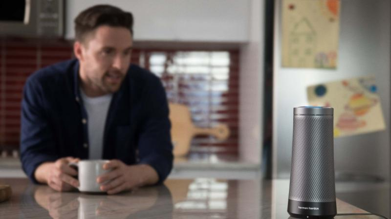 Echo also served as the nerve centre of home appliances -- showing you who was at  the door or how your baby was doing -- via a  video camera, controlling your lights or  A/C, if those devices were compatible.