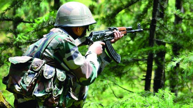 Army jawan from J&K joins Hizbul