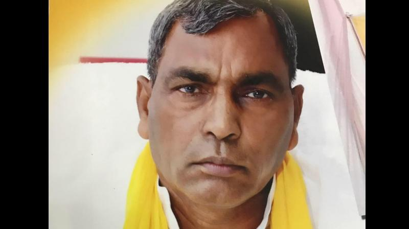 Om Prakash Rajbhar, a minister in the Yogi Adityanath-led government in the state, has been vocal about implementing an expert group recommendation on sub-categorisation of the 27 per cent OBC quota into three categories to benefit the most backward castes. (Photo: File)