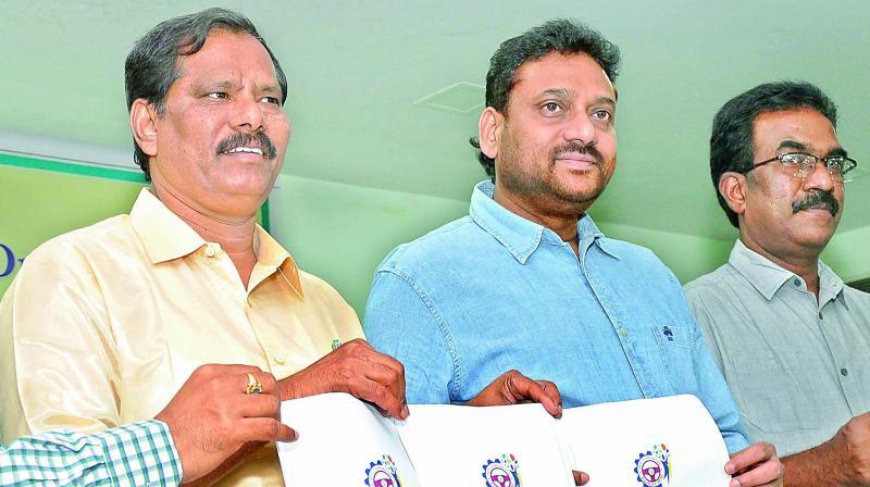 SC Corporation chairman Jupudi Prabhakara Rao (Photo: DC)