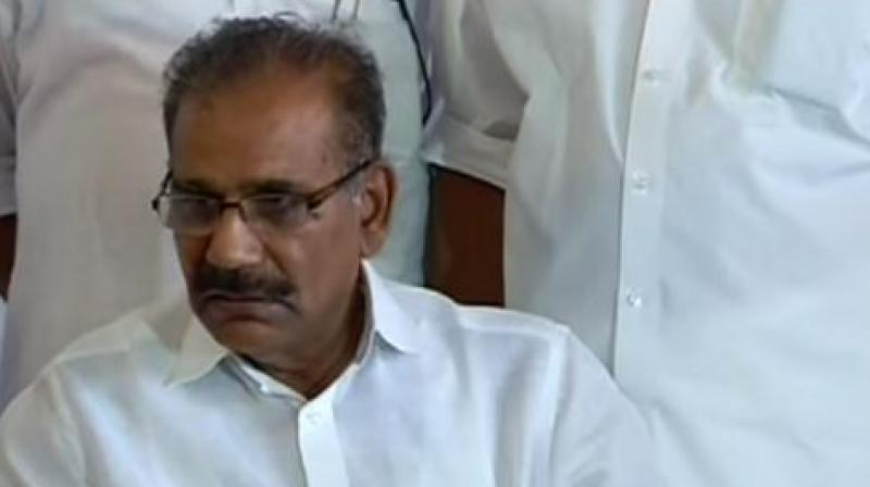 Sleaze row: Judicial Commission submits report to Kerala CM