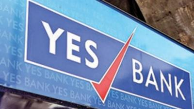 Yes Bank had reported a net profit of Rs 965 crore in the same quarter of the previous year.