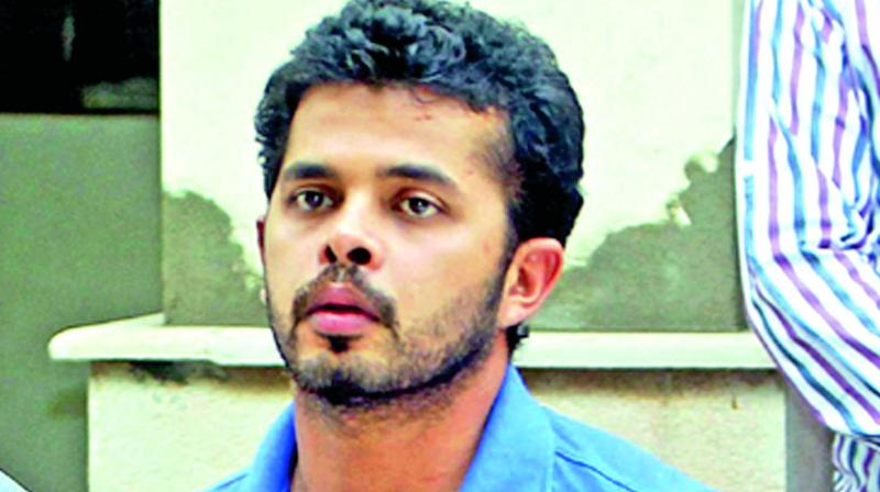 Fire breaks out at cricketer Sreesanth's house in Kerala