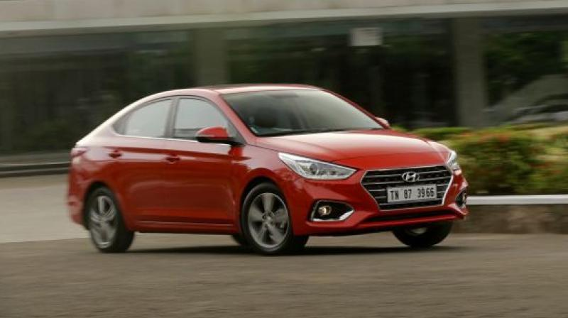 Hyundai Verna available with both petrol and diesel engine options and there's an option of a manual transmission as well a torque converter automatic with both the engines.