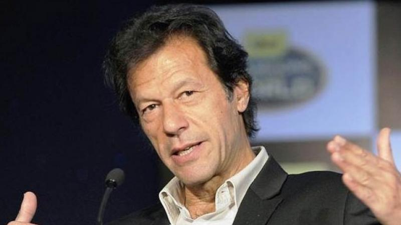 Khan said Pakistan is burdened due to debts incurred by the previous government and his government is constrained to borrow more money to pay back those debts. (Photo: File)