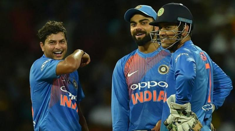 India register thumping victory against South Africa in second ODI