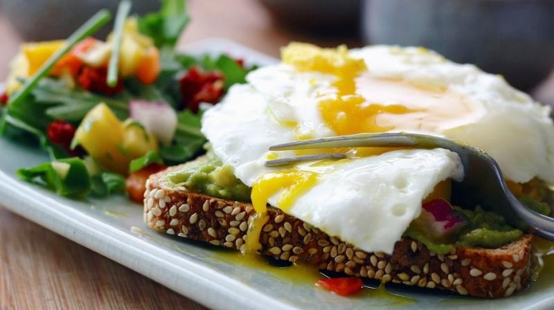 According to research, a high-fat, low-carb breakfast can help those with type 2 diabetes control blood sugar levels throughout the day. (Photo: Representational/Pixabay)