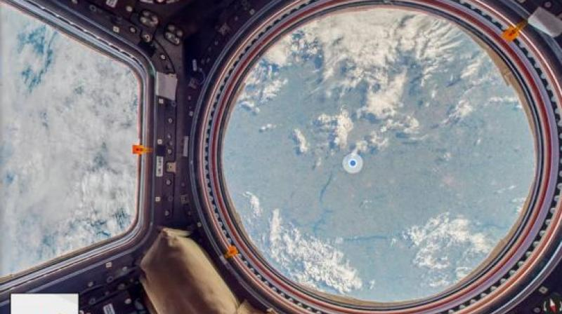 International space station first off planet addition to google maps googles technology should however provide the members of the public an improved sense of freedom gumiabroncs Choice Image