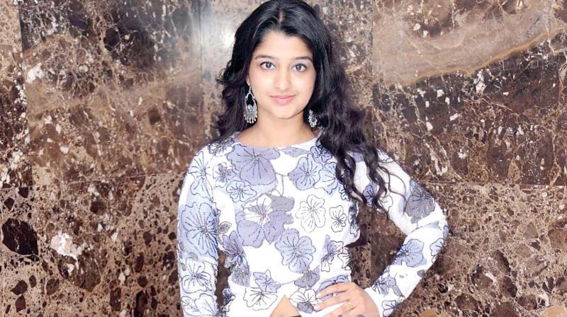 Actress Aishani Shetty