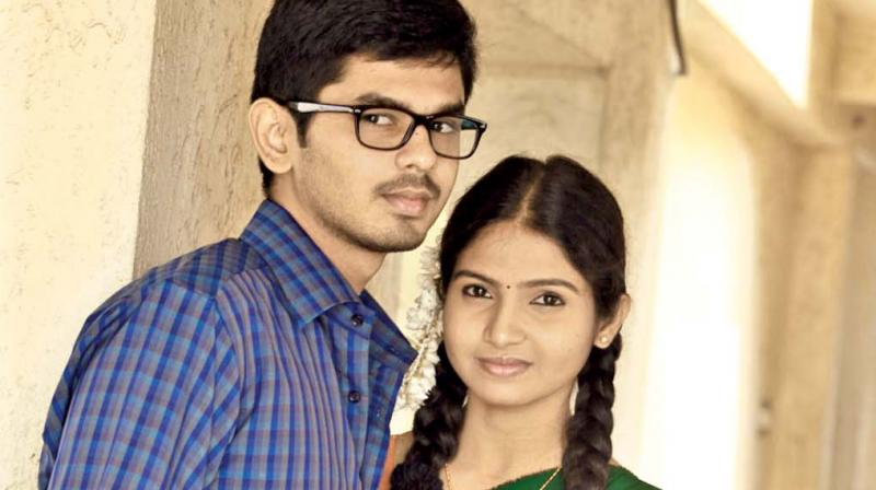 Nandhan Ram and Venba