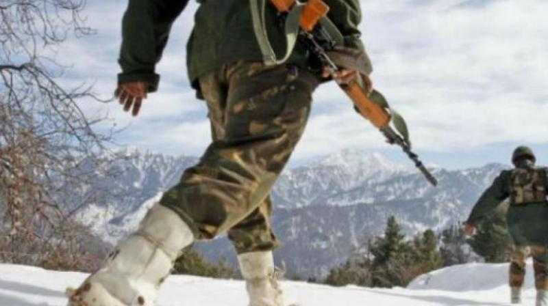 J&K: Three Army jawans go missing after avalanche in Bandipora